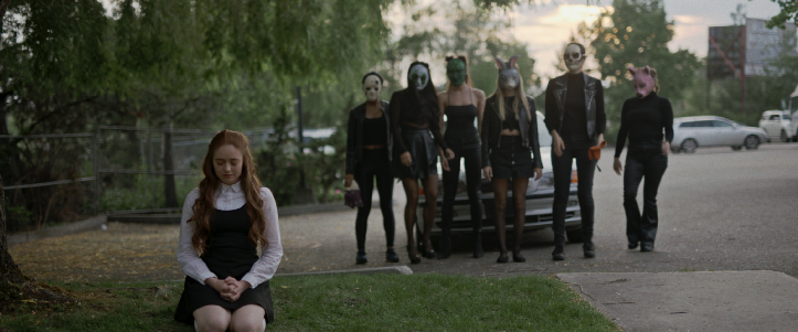ShockYa's Exclusive Kaitlyn Bernard and Brenna Llewellyn 'The Sinners' Interview