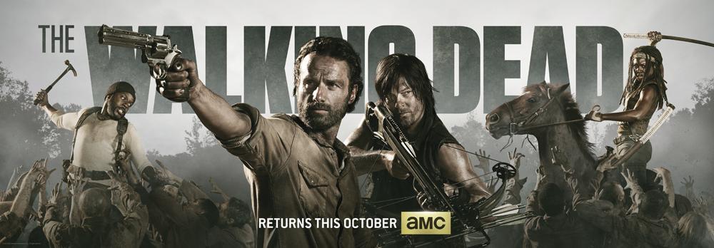 The Walking Dead Season 4 Promo
