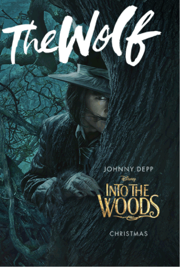 The Wolf Into the Woods Poster