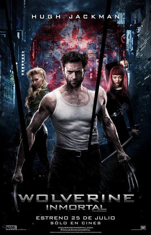 The Wolverine Poster 18