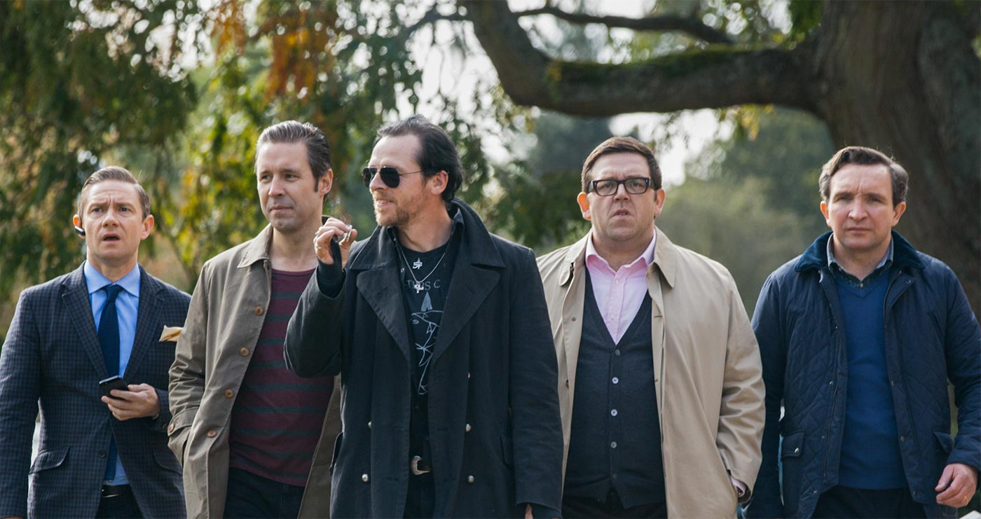 The Worlds End Movie Review