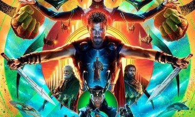 Thor Ragnarok San Diego Comic-Con Poster