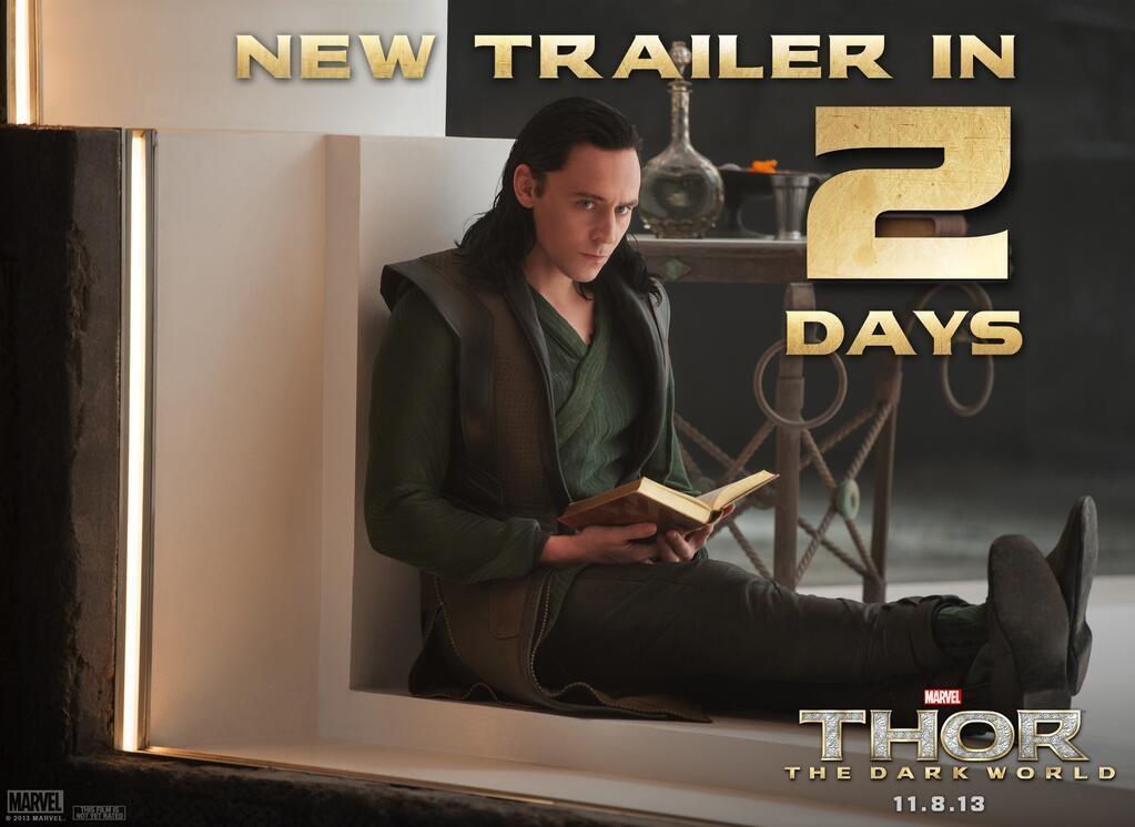 Thor The Dark World Loki