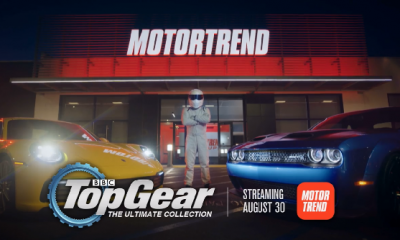 MotorTrend TV's Top Gear