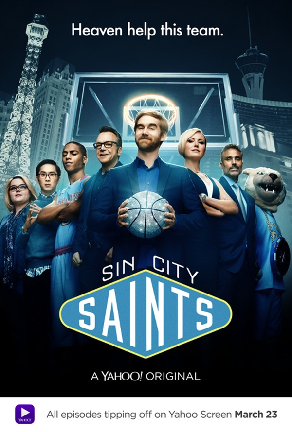 Yahoo's Sin City Saints Releases Official Trailer Featuring Malin Akerman