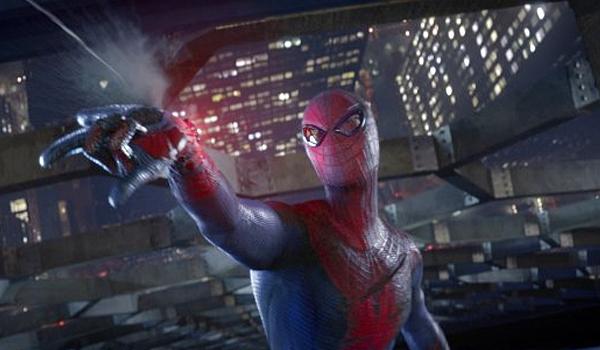andrew garfield in the amazing spider-man 2 interview