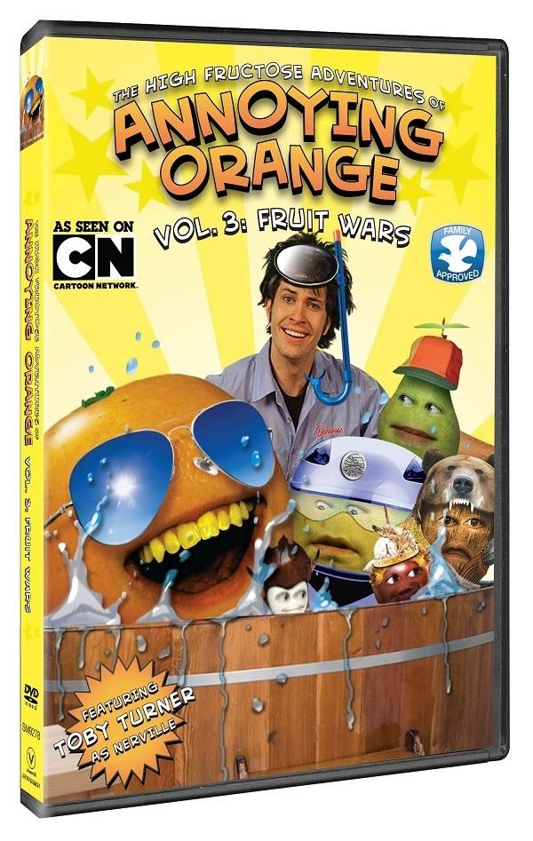 annoying orange vol. 3