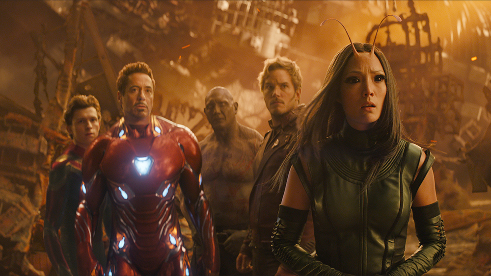 Marvels Avengers Infinity War Photo