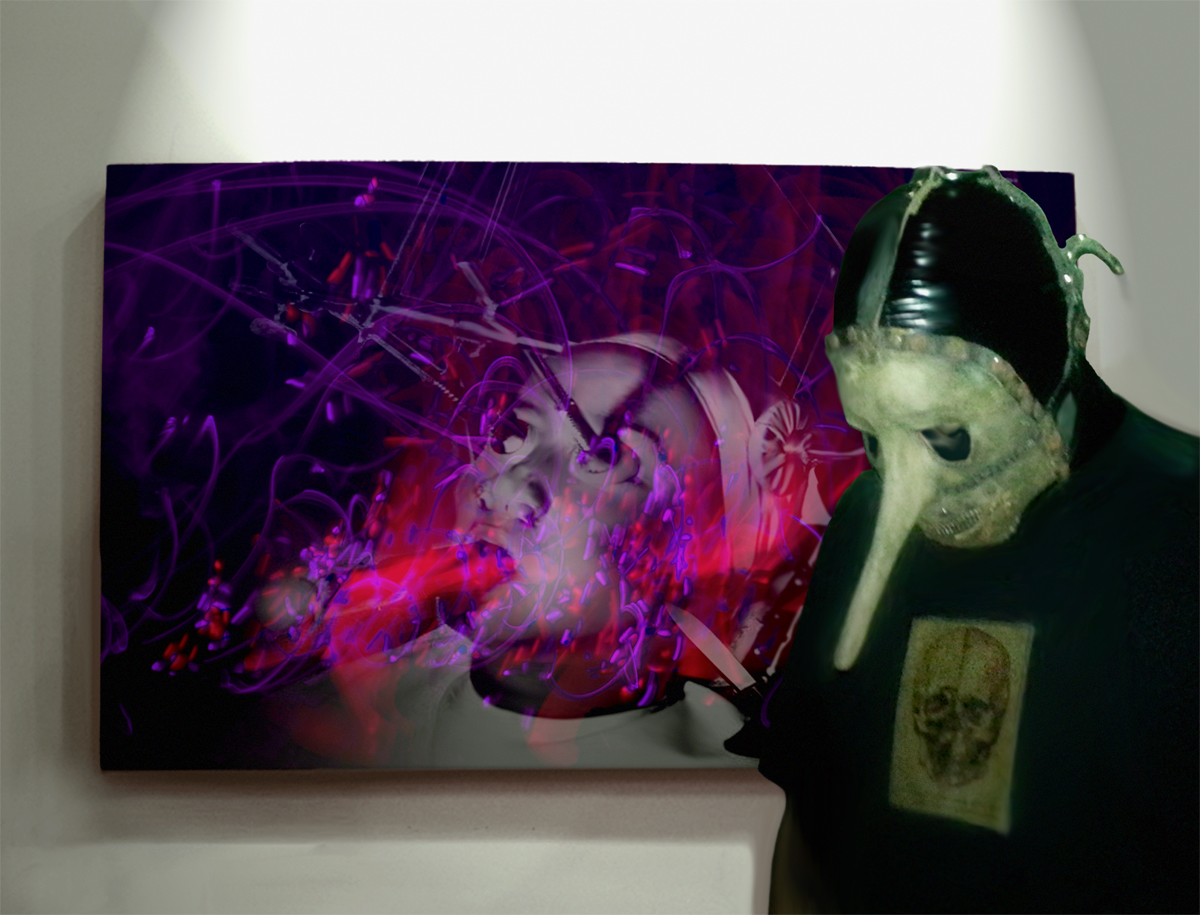Slipknot's Chris Fehn Announces Limited-Edition Drum Art Collection