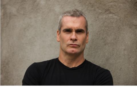 LA Weekly Columnist Henry Rollins