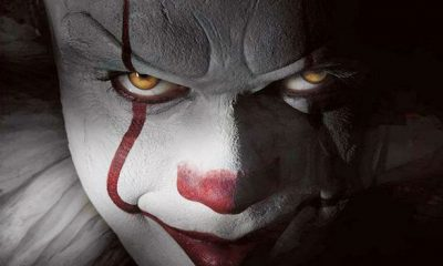 it remake pennywise closeup photo
