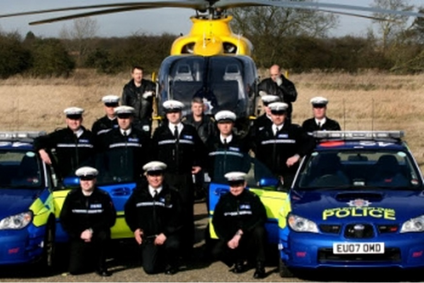Police Interceptors-Channel 5