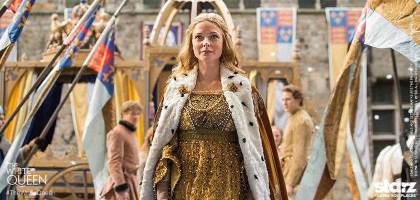 The White Queen price for power 2