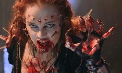 return of the living dead 3 girl zombie