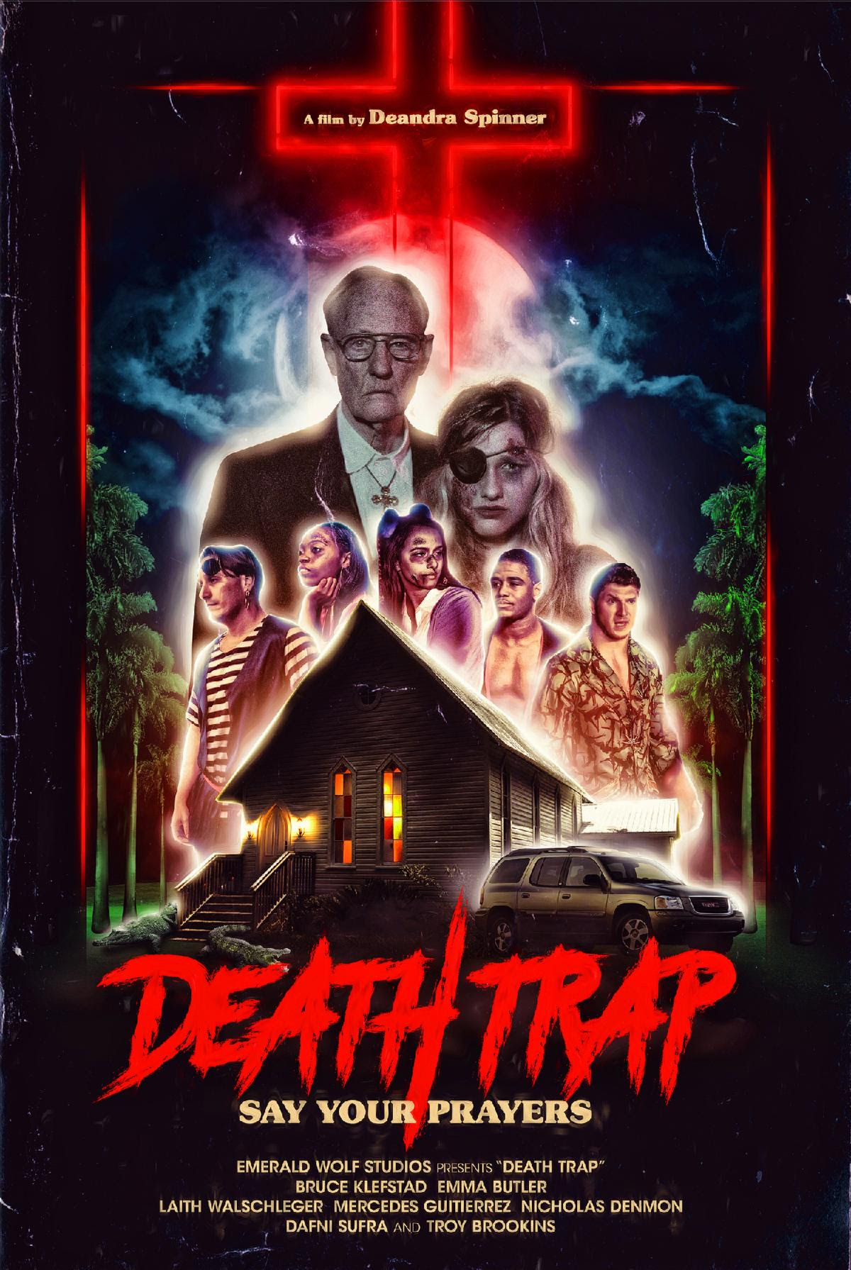 'Death Trap' Official Trailer