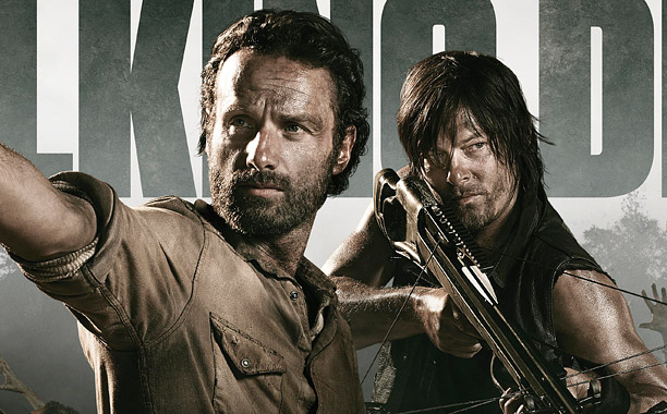 walking dead season 4 promo artwork