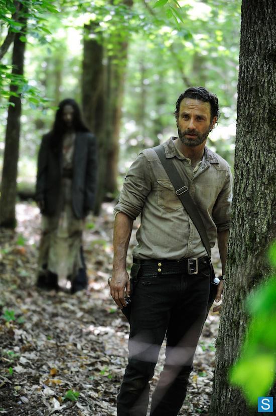 walking dead season 4 rick
